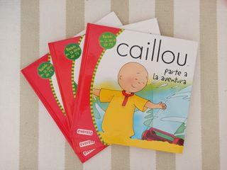 Libros Infantiles de Caillou