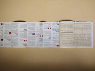 Catálogo Lego Service de 1999