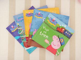 Libros infantiles Peppa Pig