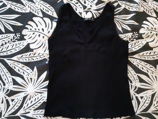 camiseta zara talla L usada 1 vez