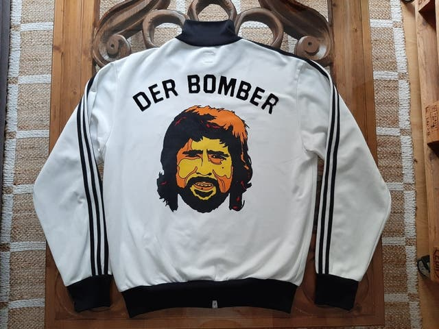 Chaqueta Adidas GM Der Bomber