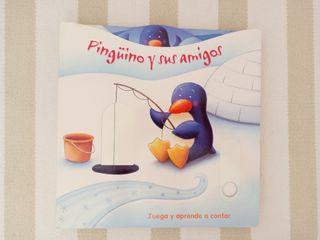 Libro infantil para Aprender a contar