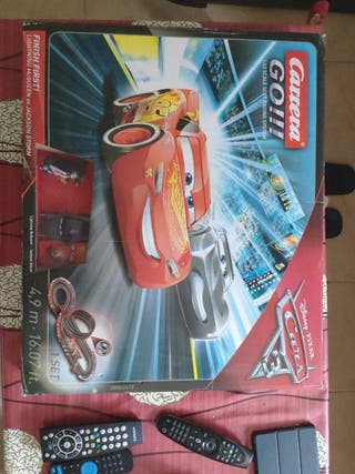 Scalextric carrera go Cars 3