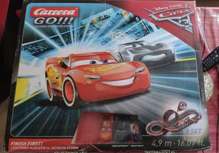 Scalextric Carrera Go Car 3