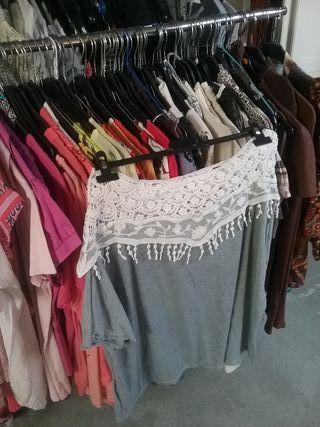 Camisetas, camisas, etc. 5 x 3,00€ / 10 x 5,00 €