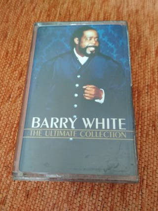 Barry White . The ultimate collection 1999