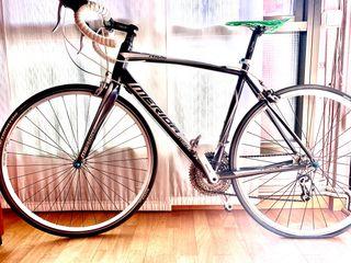 Bicicleta de carretera merida aluminio