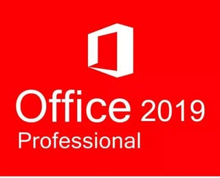 Office 2019 professional licencia