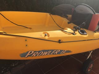 Kayak de pesca prowler13