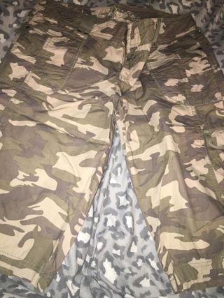 New Look Combat Shorts Size 12.