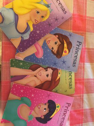 Libros de princesas para niñ@s