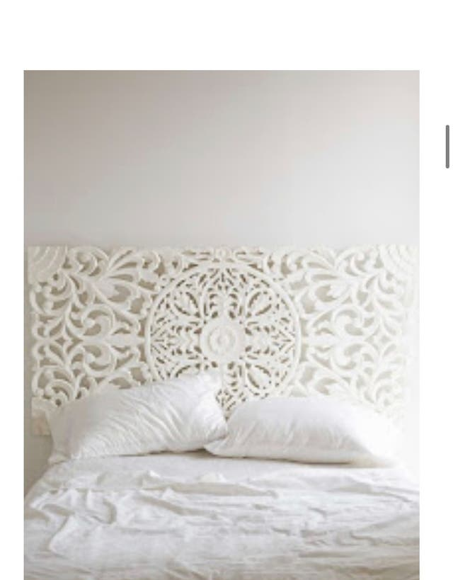 Cabecero de cama o cuadro