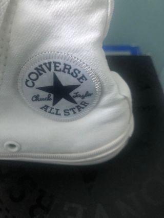 Zapatillas converse niñ@ talla 30