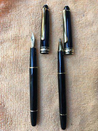 MONTBLANC pluma y rotulador