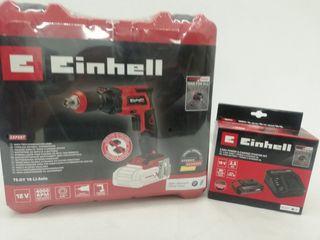 Atornillador de pladur a batería Einhell TE-DY18li