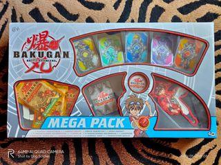 Juego Bakugan Mega Pack NUEVO