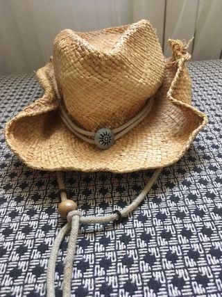 Sombrero de cowboy mujer