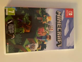 Videojuego Minecraft para Nintendo swuicht