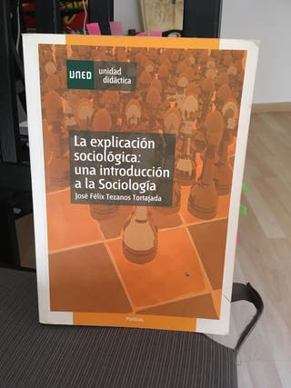 La explicación sociológica // sociología general