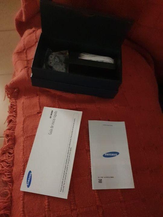 caja Samsung Galaxy s3