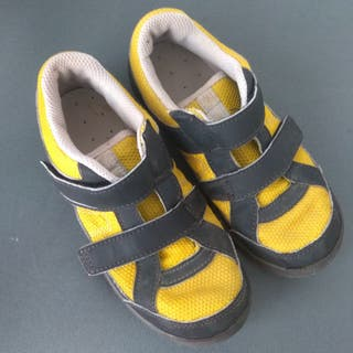 Zapatillas trekking niño 31