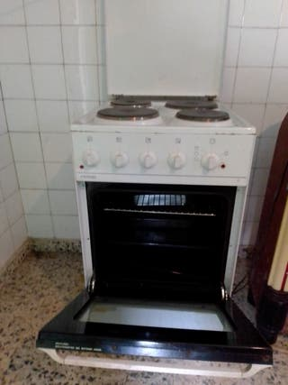 Cocina eléctrica.