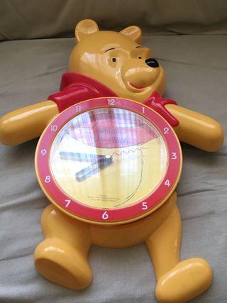Reloj Winnie the Pooh