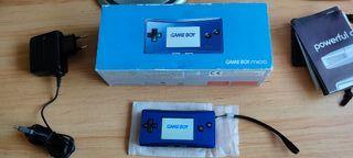 Game Boy micro completa
