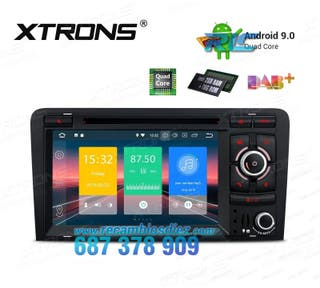 "RADIO NAVEGADOR 7"" ANDROID 9.0 STEREO MULTIMEDIA D"