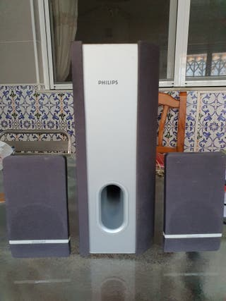 home cinema philips hts 350