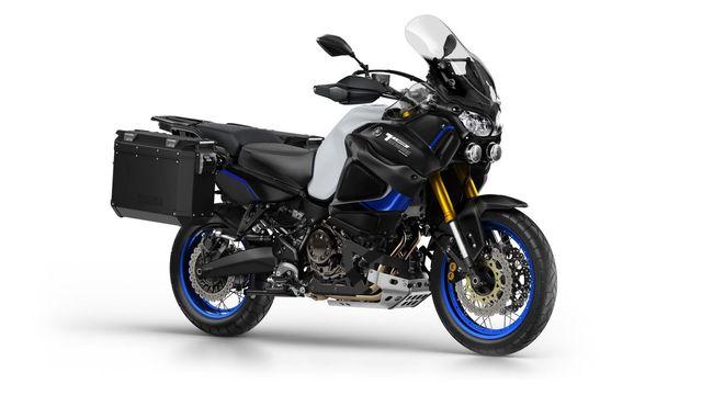 Yamaha Súper Tenere 1200 ZE Raid Edition