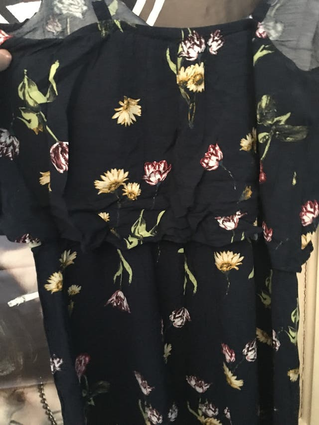 Simply Be Maxi Dress Size 12.