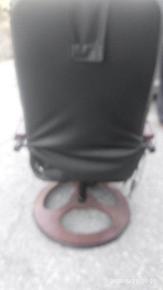 sillón de relax motorizado con masajes