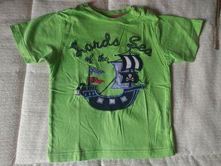 Camiseta niño Barco Mayoral