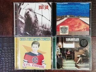 cds rock varios