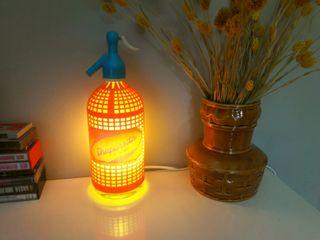 lampara sifon vintage Chaparrita luz ambiente
