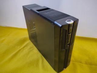 Caja PC/Mini torre NOX Coolbay + Fuent. alim. 450W