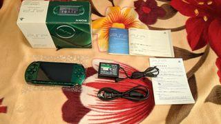PSP 3000 Verde (Spirted Green)