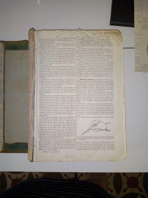 diccionario de medicina y terapéutica...