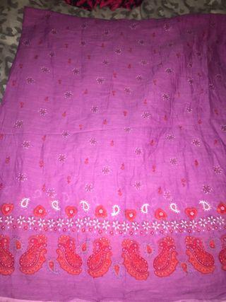 Paisley Pink Sarong.