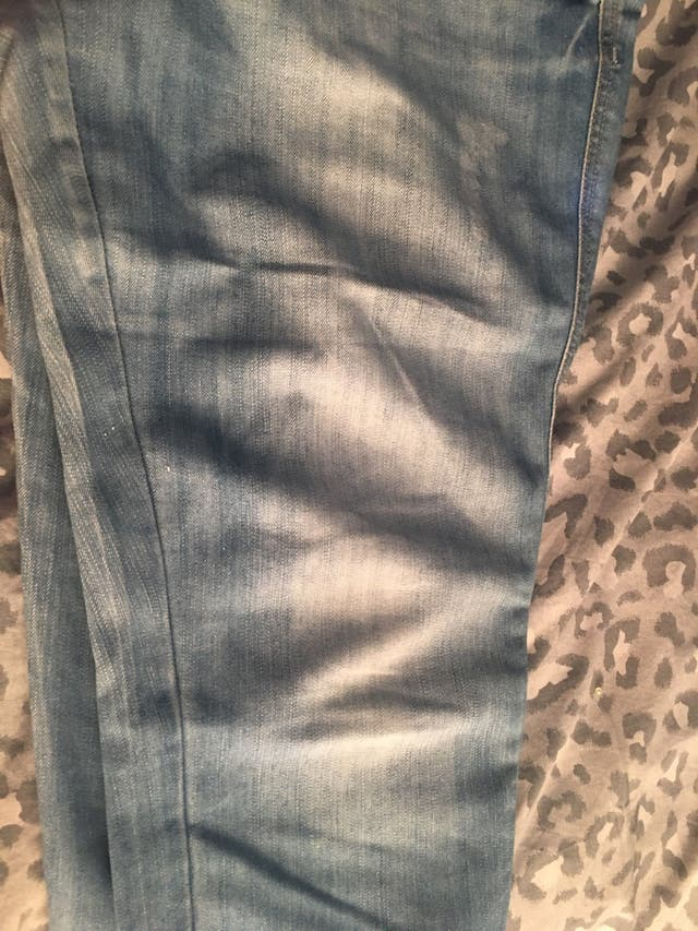 Next Cropped Jeans Size 14.