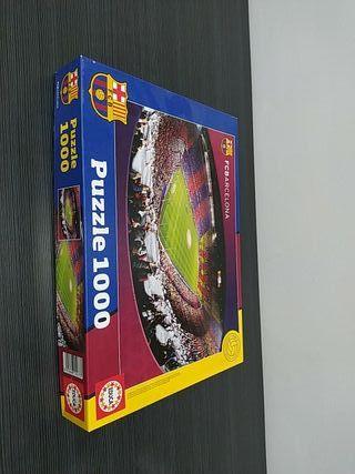 puzzle FCBarcelona 1000 piezas