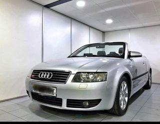 Audi A4 Cabrio 2.4 170cv Gasolina pegatina C