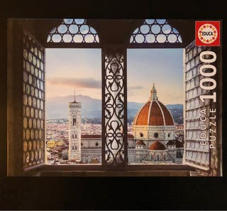 Puzzle Educa 1000 piezas