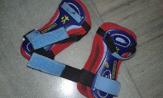 Protecciones patines niños (manos, muñecas)