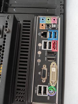 Ordenador pequeño i3 4gb 1Tb