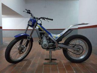 Moto trial sherco 2.9