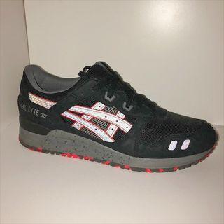 Zapatillas ASICS Gel Lyte 3 negras 45