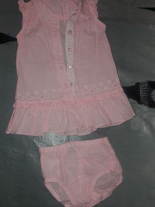ropa bebé niña talla 1_3 meses