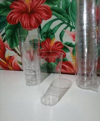 Vasos de degustación